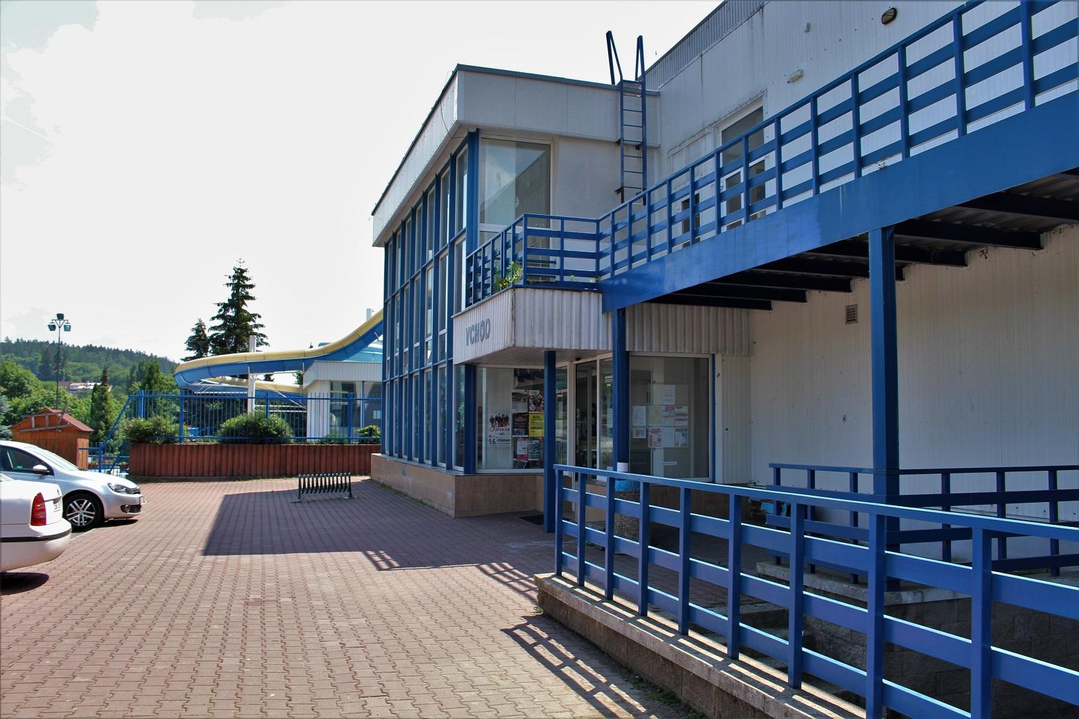 Zastupitelé rozhodli o zadání projektové dokumentace na rekonstrukci aquaparku