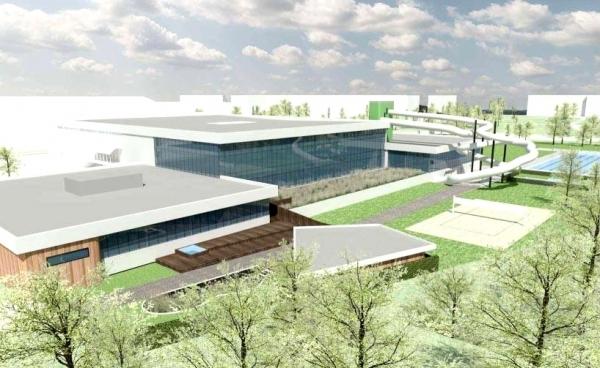 Celková modernizace Aquaparku Příbram přinese návštěvníkům rozšíření služeb a vyšší komfort